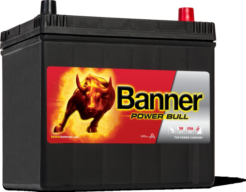 POWER BULL 60Ah